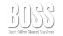 Back Office Shared Services BOSS Logo